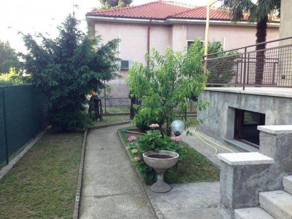 Casa indipendente in vendita a Gallarate, Con giardino, 150 mq - Foto 3