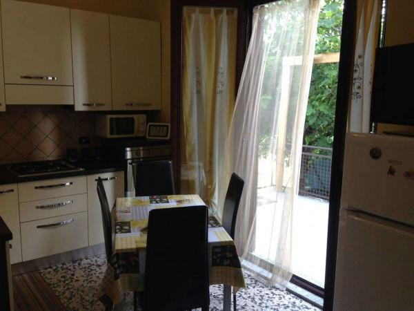 Casa indipendente in vendita a Gallarate, Con giardino, 150 mq - Foto 19