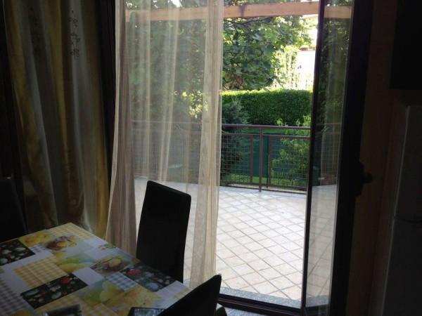 Casa indipendente in vendita a Gallarate, Con giardino, 150 mq - Foto 20