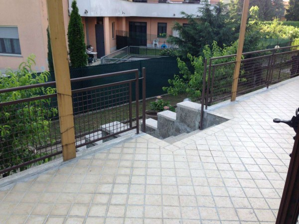 Casa indipendente in vendita a Gallarate, Con giardino, 150 mq - Foto 8