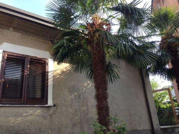 Casa indipendente in vendita a Gallarate, Con giardino, 150 mq - Foto 14