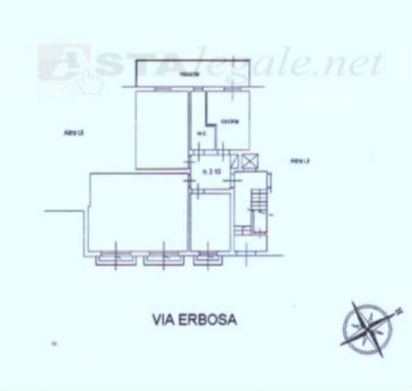 Appartamento in vendita a Prato, Chiesanuova, Con giardino, 96 mq - Foto 2