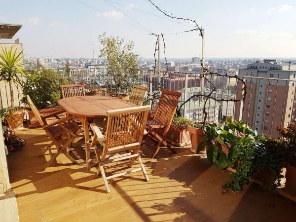 Appartamento in vendita a Milano, Con giardino, 130 mq - Foto 1