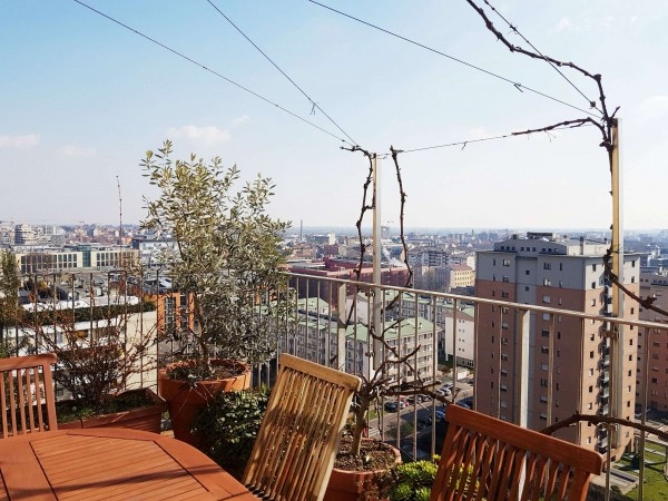 Appartamento in vendita a Milano, Con giardino, 130 mq - Foto 7