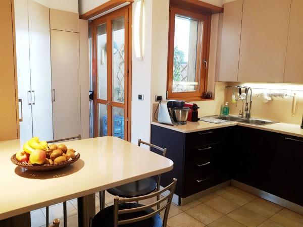 Appartamento in vendita a Milano, Con giardino, 130 mq - Foto 19