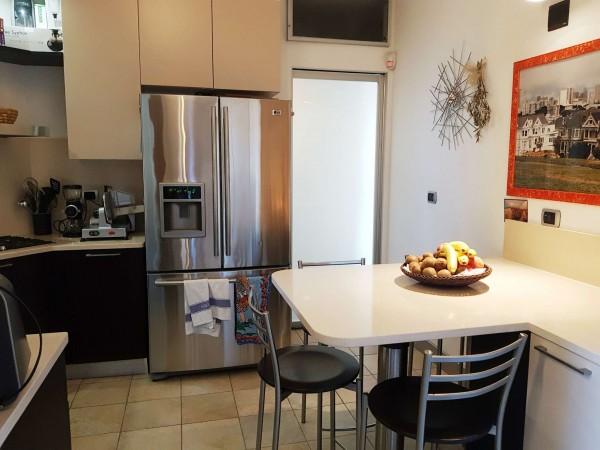 Appartamento in vendita a Milano, Con giardino, 130 mq - Foto 17