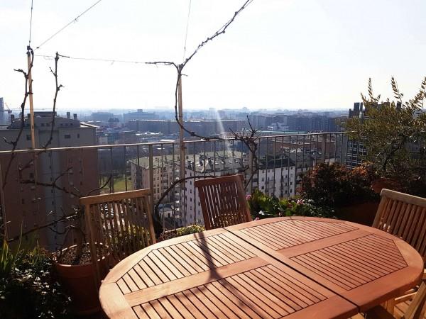 Appartamento in vendita a Milano, Con giardino, 130 mq - Foto 8
