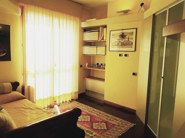 Appartamento in vendita a Milano, Con giardino, 130 mq - Foto 9