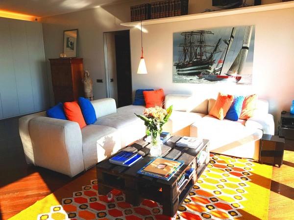 Appartamento in vendita a Milano, Con giardino, 130 mq - Foto 22