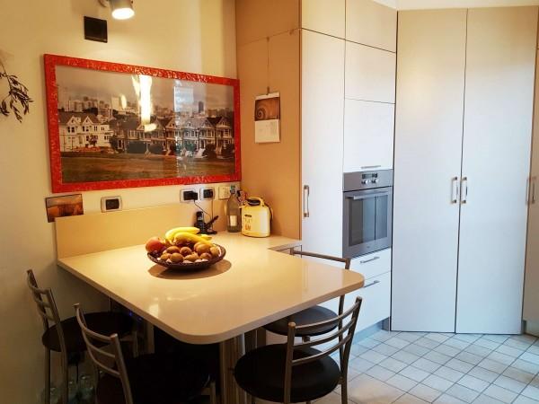 Appartamento in vendita a Milano, Con giardino, 130 mq - Foto 18