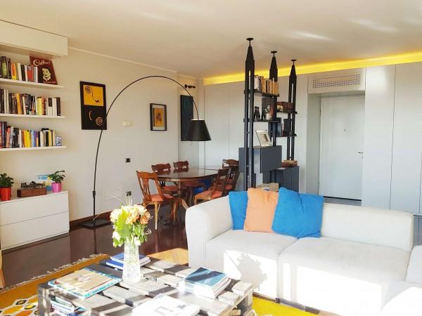 Appartamento in vendita a Milano, Con giardino, 130 mq - Foto 20