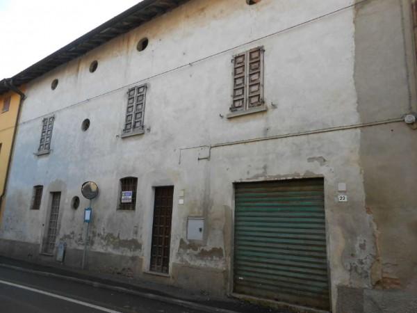 Rustico/Casale in vendita a Capralba, Centro, Con giardino, 295 mq - Foto 17