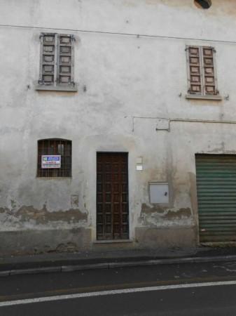Rustico/Casale in vendita a Capralba, Centro, Con giardino, 295 mq
