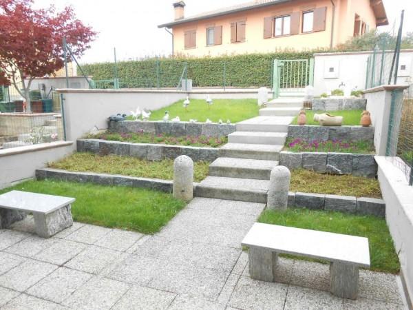 Villa in vendita a Galgagnano, Residenziale, Con giardino, 172 mq - Foto 5