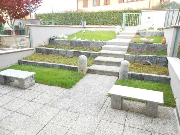 Villa in vendita a Galgagnano, Residenziale, Con giardino, 172 mq - Foto 3