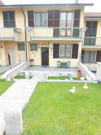 Villa in vendita a Galgagnano, Residenziale, Con giardino, 172 mq - Foto 8