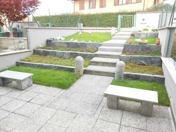 Villa in vendita a Galgagnano, Residenziale, Con giardino, 172 mq - Foto 4