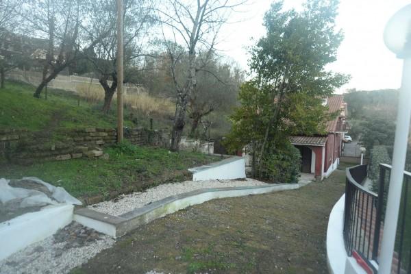 Villa in vendita a Sacrofano, Petruscheto, Con giardino, 350 mq