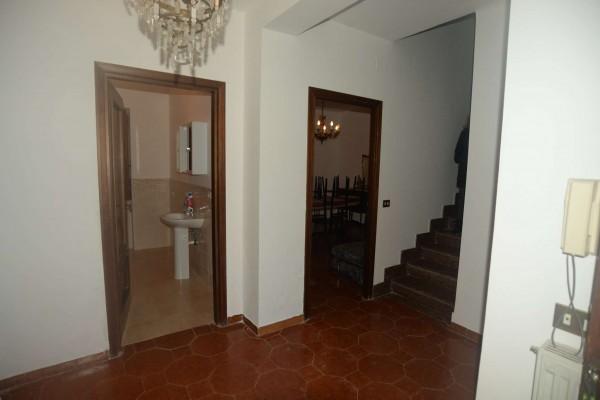 Villa in vendita a Sacrofano, Petruscheto, Con giardino, 350 mq - Foto 14