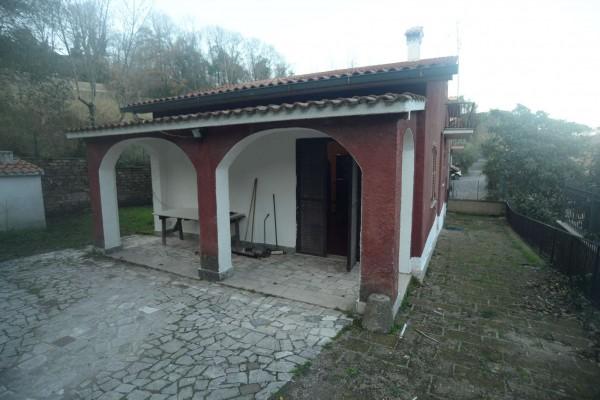 Villa in vendita a Sacrofano, Petruscheto, Con giardino, 350 mq - Foto 17