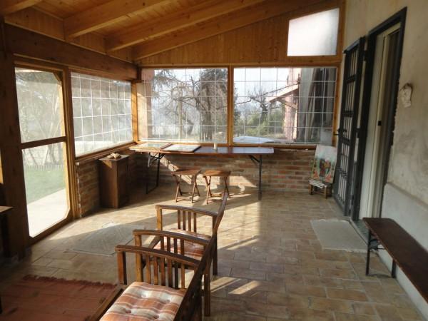 Villa in vendita a Alessandria, Valle San Bartolomeo, Con giardino, 170 mq - Foto 9