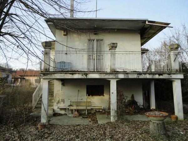Casa indipendente in vendita a Alessandria, Valmadonna, Con giardino, 80 mq