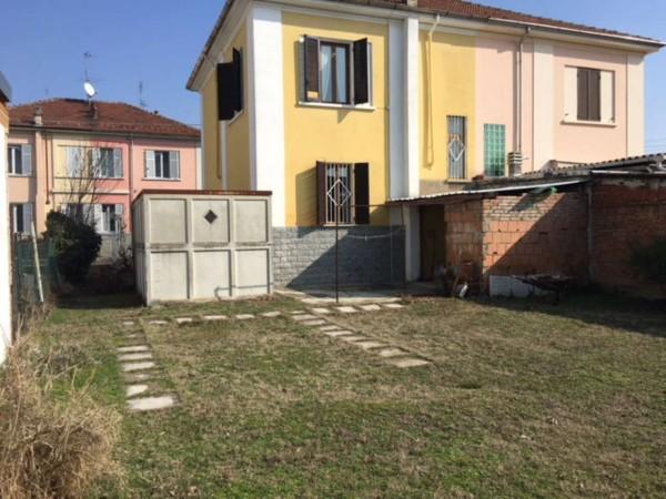 Villa in vendita a Alessandria, Cristo, Con giardino, 110 mq