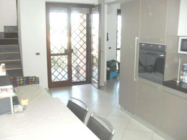 Appartamento in vendita a Roma, Tor Vergata, 60 mq