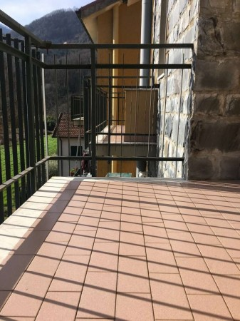 Appartamento in vendita a San Colombano Certenoli, Centro, Con giardino, 55 mq - Foto 13