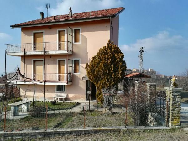 Casa indipendente in vendita a Belvedere Langhe, Con giardino, 220 mq