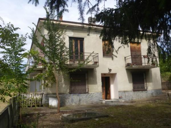Casa indipendente in vendita a Vicoforte, Via Delle Cappelle, Con giardino, 260 mq