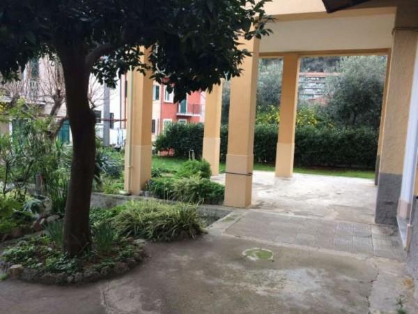 Appartamento in vendita a Lerici, Con giardino, 80 mq