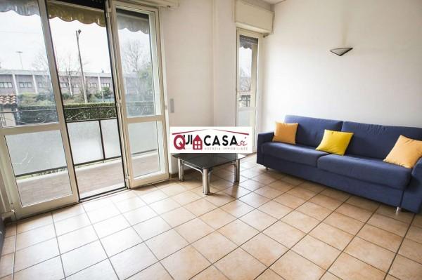 Appartamento in vendita a Lissone, Zona Bowling, Con giardino, 72 mq - Foto 7