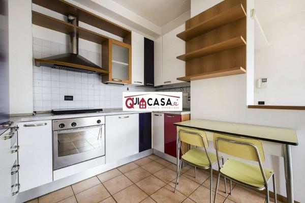 Appartamento in vendita a Lissone, Zona Bowling, Con giardino, 72 mq - Foto 4