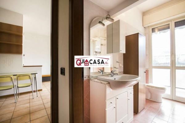 Appartamento in vendita a Lissone, Zona Bowling, Con giardino, 72 mq - Foto 3