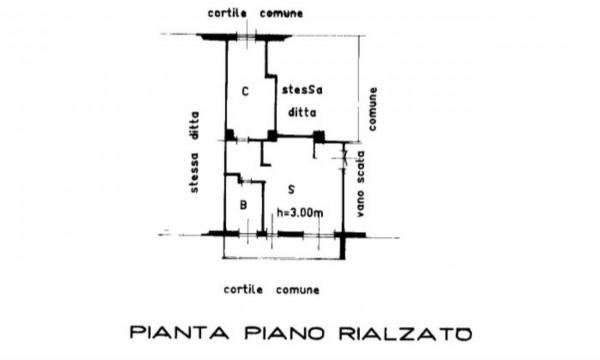 Appartamento in vendita a Lissone, Zona Bowling, Con giardino, 72 mq - Foto 13