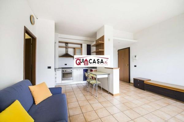 Appartamento in vendita a Lissone, Zona Bowling, Con giardino, 72 mq - Foto 8