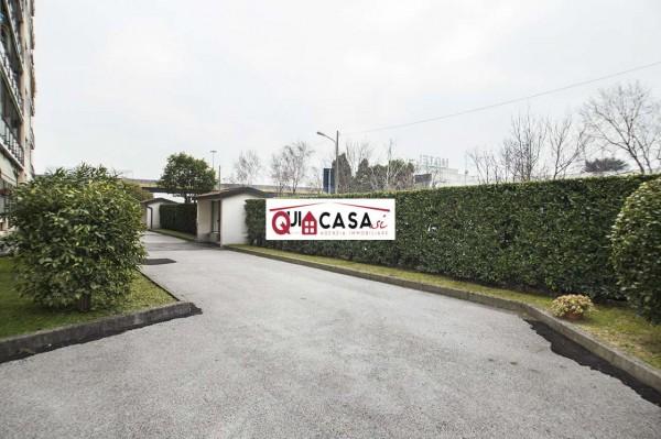 Appartamento in vendita a Lissone, Zona Bowling, Con giardino, 72 mq - Foto 12