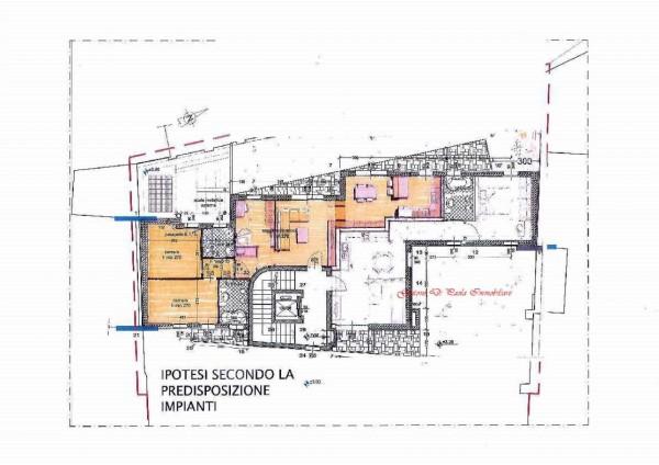 Appartamento in vendita a Milano, Moscova, Con giardino, 84 mq - Foto 4