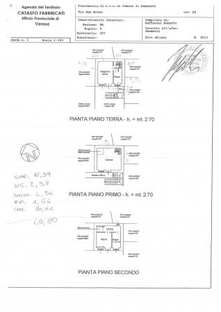 Appartamento in vendita a Samarate, Arredato, 55 mq - Foto 2