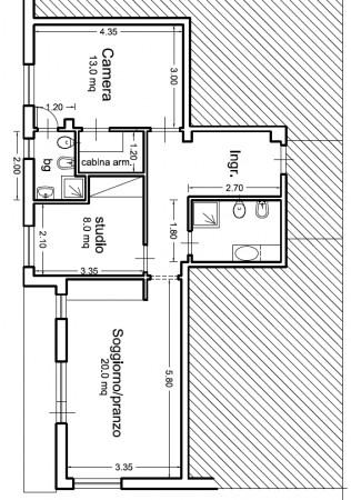 Appartamento in vendita a Lavagna, Lavagna, 70 mq - Foto 14