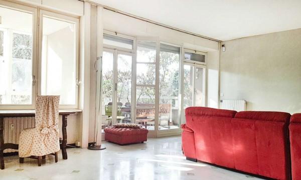 Appartamento in affitto a Milano, San Siro, Arredato, con giardino, 240 mq - Foto 1