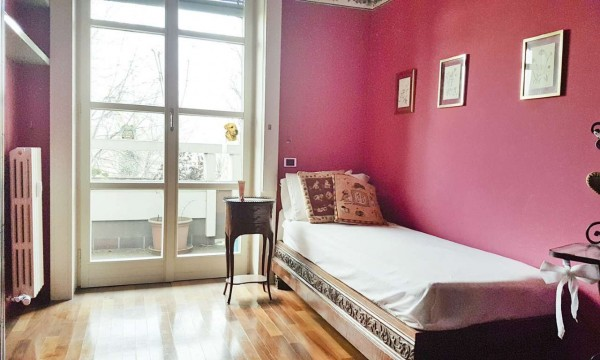 Appartamento in affitto a Milano, San Siro, Arredato, con giardino, 240 mq - Foto 10