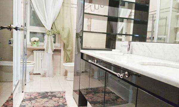 Appartamento in affitto a Milano, San Siro, Arredato, con giardino, 240 mq - Foto 7