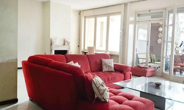 Appartamento in affitto a Milano, San Siro, Arredato, con giardino, 240 mq - Foto 12