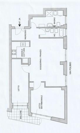 Appartamento in vendita a Roma, Balduina, 80 mq - Foto 2