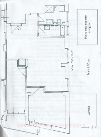 Appartamento in vendita a Roma, Balduina, 80 mq - Foto 3