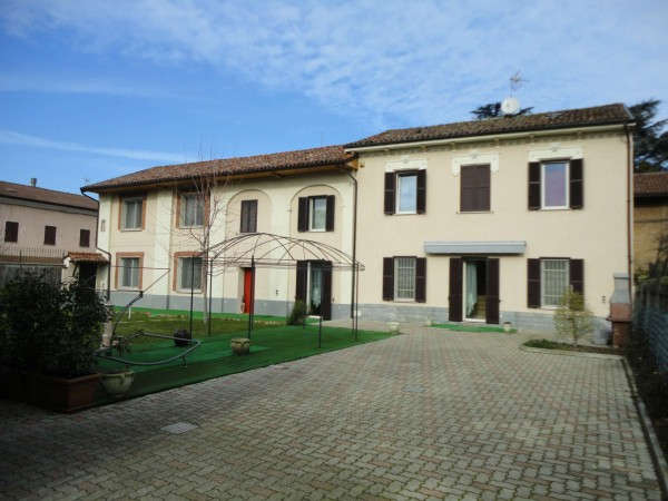 Villa in vendita a Borgoratto Alessandrino, Borgoratto, Con giardino, 300 mq - Foto 19
