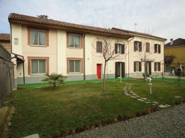 Villa in vendita a Borgoratto Alessandrino, Borgoratto, Con giardino, 300 mq - Foto 1