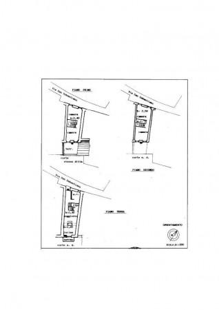 Casa indipendente in vendita a Carro, Centro Storico, Con giardino, 135 mq - Foto 2